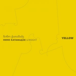 Nino Katamadze & Insight - Yellow (2016)