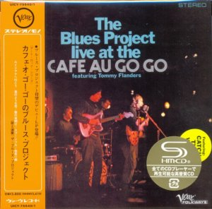 The Blues Project - Live At The Cafe Au Go Go [1966] (Japan SHM) (2013) 2CD