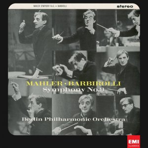 Berliner Philharmoniker, Sir John Barbirolli - Mahler: Symphony No. 9 (1964) [2012] [HDTracks]