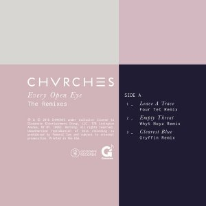 CHVRCHES - Every Open Eye (The Remixes) (EP) (2016)