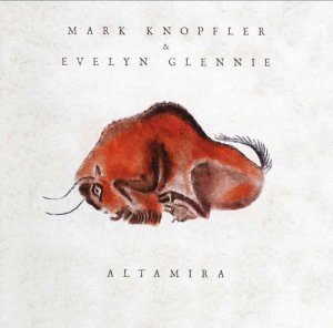 Mark Knopfler & Evelyn Glennie - Altamira [Soundtrack] (2016)