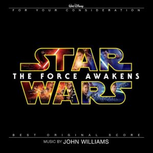 Star Wars: The Force Awakens (For You Consideration – Best Original Score) (2015) [By John Williams]
