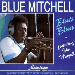 Blue Mitchell - Blue's Blues (1990)