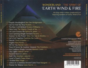 VA - Wonderland - The Spirit Of Earth Wind & Fire (2012)