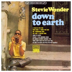 Stevie Wonder - Down To Earth (1966) [2015] [HDTracks]