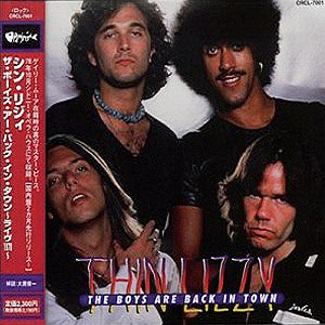 Thin Lizzy - The Boys Are Back In Town (1997)