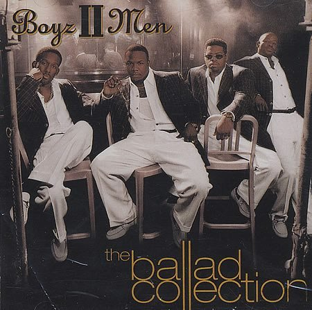 Boyz II Men - The Ballad Collection (2000) » Lossless music download