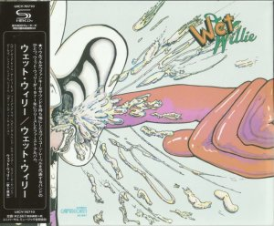 Wet Willie - Wet Willie (1971) [Japan SHM] (2015)