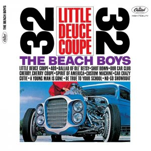 The Beach Boys - Little Deuce Coupe (1963) [2015] [HDTracks]
