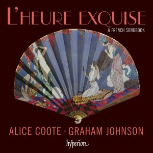 Alice Coote, Graham Johnson - L'heure exquise: A French Songbook (2015) [HDTracks]