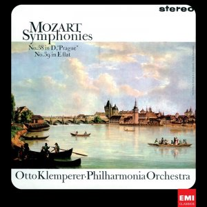 Philharmonia Orchestra, Otto Klemperer - Mozart: Symphonies Nos.38 & 39 (2012) [HDTracks]