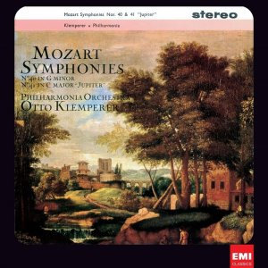Philharmonia Orchestra, Otto Klemperer - Mozart: Symphonies Nos.40 & 41 (2012) [HDTracks]