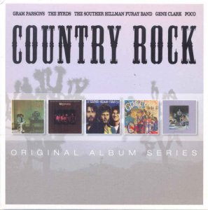 VA - Country Rock - Original Album Series [5CD Box Set] (2014)