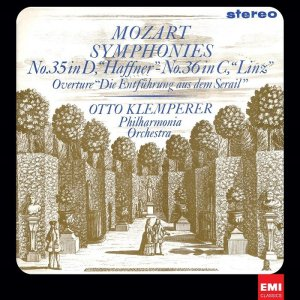 Philharmonia Orchestra, Otto Klemperer - Mozart: Symphonies Nos.35 & 36 (2012) [HDTracks]