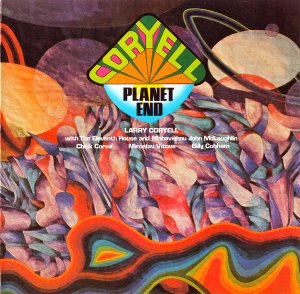 Larry Coryell - Planet End (1975)