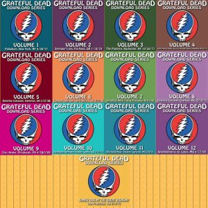 Grateful Dead - Complete Download Series Vol. 1-12 (2005-2006)
