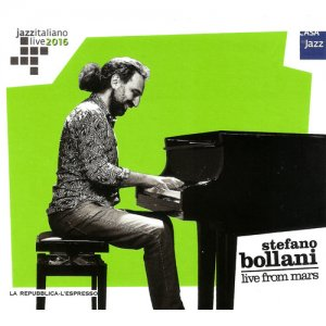 Stefano Bollani - Live From Mars (2016)