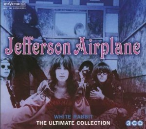 Jefferson Airplane - White Rabbit: The Ultimate Collection [3CD Box Set] (2015)