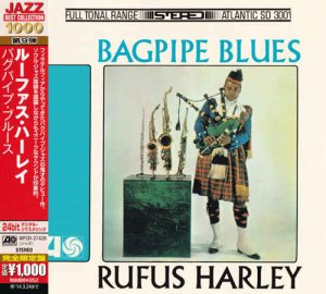 Rufus Harley - Bagpipe Blues [Japanese Remastered Edition] (2013) [1965]