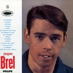 Jacques Brel - Olympia 1961 [SACD] (2004)