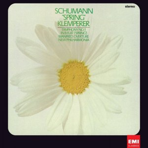 New Philharmonia Orchestra, Otto Klemperer - Schumann: Symphony No. 1, Manfred Overture (1965) [2012] [HDTracks]