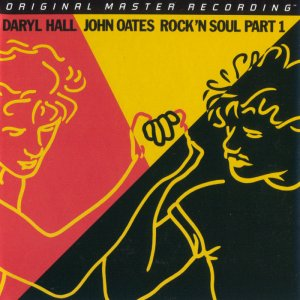 Daryl Hall & John Oates - Rock 'N Soul Part 1 (1983) [MFSL SACD 2015] PS3 ISO + HDTracks