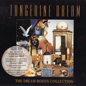 Tangerine Dream - The Dream Roots Collection [5CD Box Set] (1996)