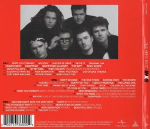 INXS - The Very Best [Deluxe Edition] (2011)