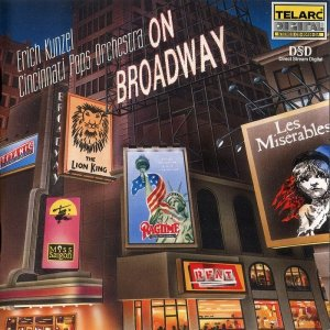 Erich Kunzel & Cincinnati Pops Orchestra - On Broadway [Hybrid SACD] (1999) PS3 ISO + HDTracks