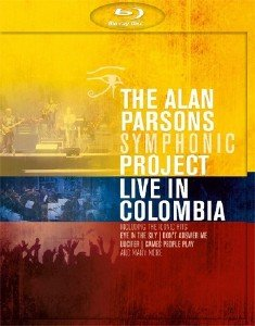 The Alan Parsons Symphonic Project - Live In Colombia (2016) [BDRip 1080p]