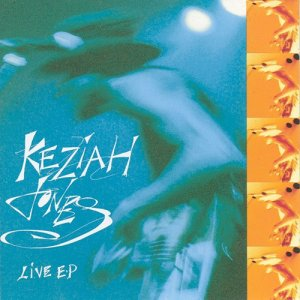 Keziah Jones - Live E.P. (1993)