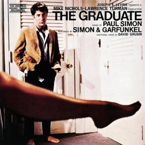 Simon & Garfunkel - The Graduate (1968) [2014] [HDTracks]