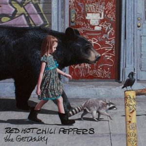 Red Hot Chili Peppers - The Getaway (2016) [HDtracks]