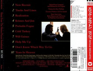 Eric Clapton - Music From The Motion Picture Soundtrack: Rush (1992) [2015 Japan]