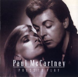 Paul McCartney - Press to Play (USA Early Press) (1986)