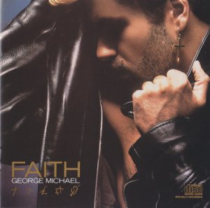 George Michael - Faith (USA 1st Press) (1987)
