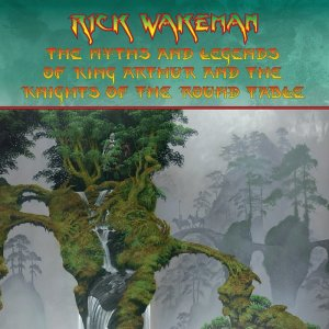 Rick Wakeman - The Myths And Legends Of King Arthur And The Knights Of The Round Table (2016) [HDTracks]