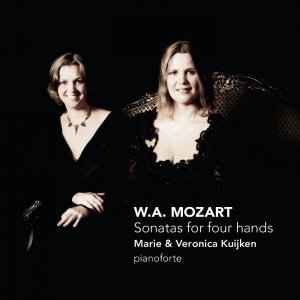 Marie & Veronica Kuijken - W. A. Mozart: Sonatas for four hands (2011) [HDTracks]