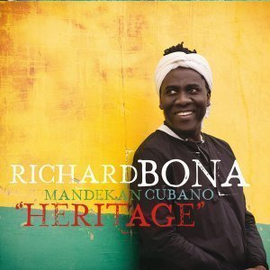 Richard Bona - Heritage (2016)