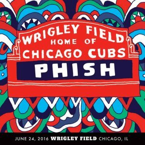 Phish - 2016-06-24 Wrigley Field, Chicago, IL (2016)