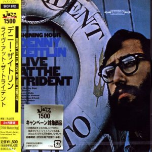 Denny Zeitlin - Live At The Trident (1965)