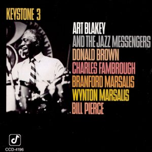 Art Blakey And The Jazz Messengers - Keystone 3 (1982)