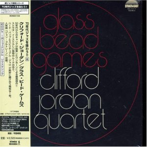 Clifford Jordan Quartet - Glass Bead Games (2006)