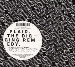 Plaid - The Digging Remedy (2016)
