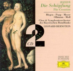 Leonard Bernstein - Haydn: Die Schopfung - The Creation [2CD] (1996)