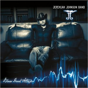 Jeremiah Johnson Band - Blues Heart Attack (2016)