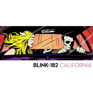 Blink-182 - California (Japan Edition) (2016)