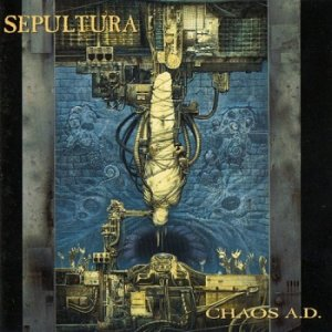 Sepultura - Chaos A.D. (Club Edition) (1996)