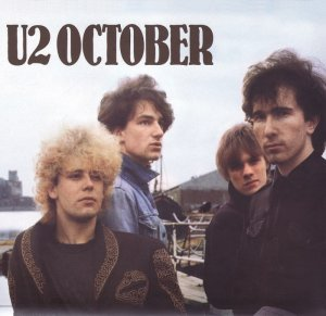 U2 - October [Remaster Deluxe Edition] (2008)