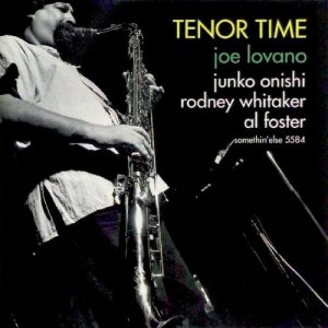 Joe Lovano - Tenor Time (1997)
